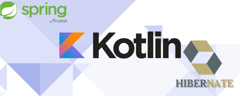 Hibernate with Kotlin - powered by Spring Boot - Kotlin